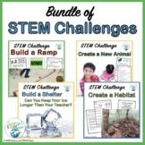 STEM Challenge Bundle for Primary Grades