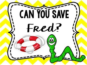 STEM Challenge:  Can You Save Fred