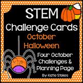 Halloween STEM Challenges