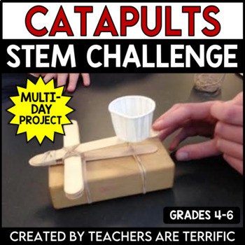 STEM Activity Challenge Catapults
