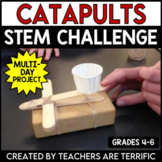 STEM Challenge Catapults