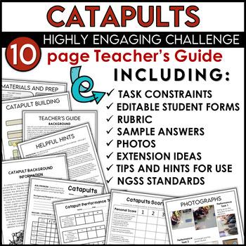 STEM Challenge Catapults