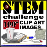 STEM Challenge Science Lab Clip Art