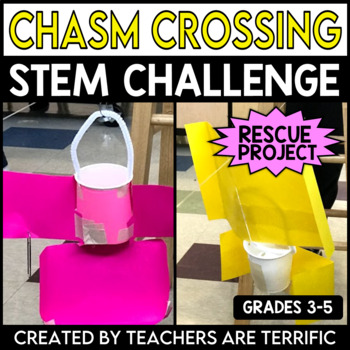 STEM Activity Challenge Crossing a Chasm