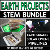 Earth Day STEM Challenge Bundle