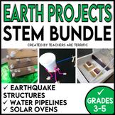 STEM Activities Challenge Bundle Earth Series