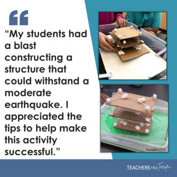 STEM Challenge Earthquake Resistant Building