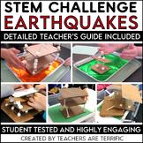 Earthquake STEM Challenge