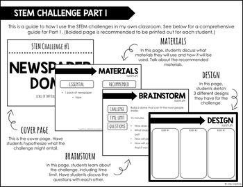 STEM Challenge FREEBIE