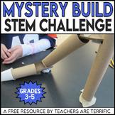 STEM Challenge Mystery Build FREEBIE