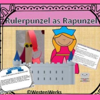 STEM Challenge Fairy Tale based on Rapunzel