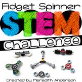 Fidget Spinner STEM Challenge