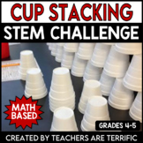 STEM Challenge Cup Stacking