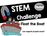 STEM Challenge: Float the Boat (Magnetism)