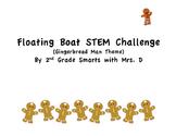 STEM Challenge - Floating Boat