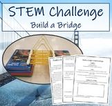 STEM Challenge - Build a Bridge (Fun Experiment)