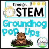 STEM Challenge | Groundhog Pop Ups | Groundhog Day