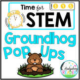 Integrated STEM & Close Reading   Groundhog Day STEM Challenge