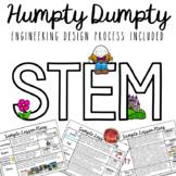 Humpty Dumpty Nursery Rhyme STEM Activity