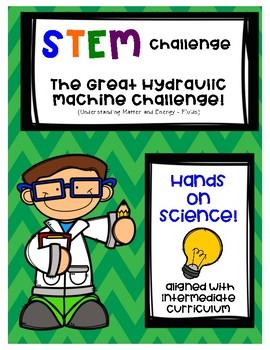 STEM - The Great Hydraulic Machine Challenge!