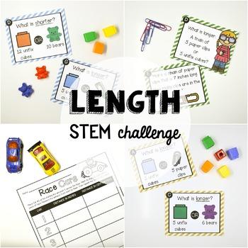 STEM Challenge: Linear Measurement