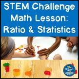 STEM Challenge Math Activity: Ratio and Statistics