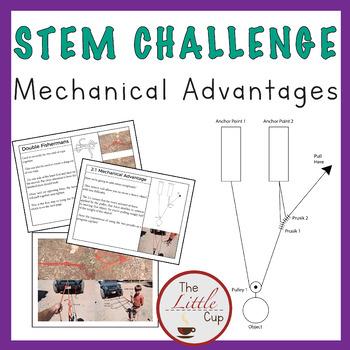 STEM Activities Pack: Mechanical Advantages