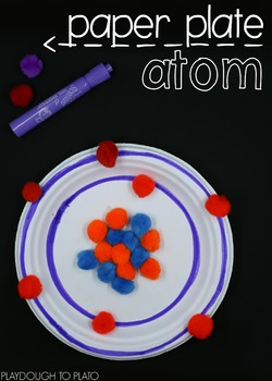 STEM Challenge: Molecules and Atoms