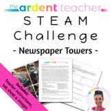 STEM Challenge: Newspaper Tower