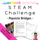 STEM Challenge: Popsicle Bridge