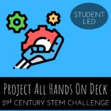 STEM Challenge - Project All Hands On Deck - Design an Artificial Hand