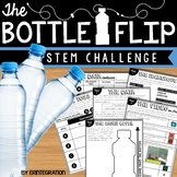 Water Bottle Flip STEM Challenge