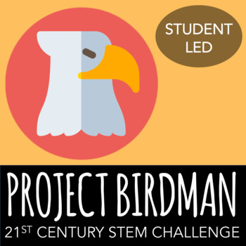 STEM Challenge - Project: Birdman - Design a Bird Beak for a Feeding Frenzy
