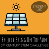 STEM Challenge - Project Bring on the Sun - Build a Soda Can Solar Heater
