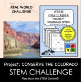 STEM Challenge - Project: Conservation of the Colorado River