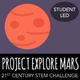 STEM Challenge - Project: Explore Mars - Create a Space Probe for a MARS Mission