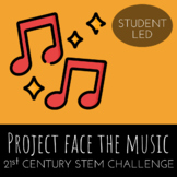 STEM Challenge - Project Face the Music - Build Musical Instruments