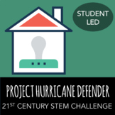 STEM Challenge - Project: Hurricane Defender - Build a Hurricane Proof House