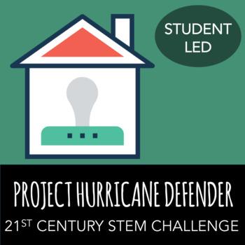 STEM Challenge - Project: Hurricane Defender - Build a Hurricane Proof House