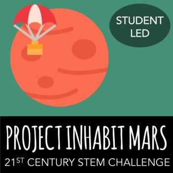 STEM Challenge - Project: Inhabit Mars - Build a Landing Device for Mars