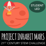 STEM Challenge - Project: Inhabit Mars - Build a Landing D