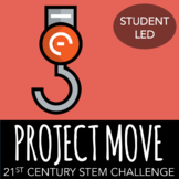 STEM Challenge - Project: Move - Design a Pulley System To