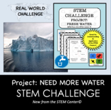 STEM Challenge - Project: NEED MORE WATER!