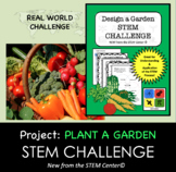 STEM Challenge - Project: PLANT A GARDEN