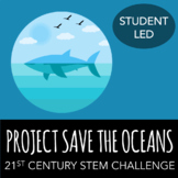 STEM Challenge - Project: Save the Oceans - Design a Device to Clean the Oceans