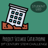 STEM Challenge - Project Seismic Catastrophe - Design an Earthquake Proof Home