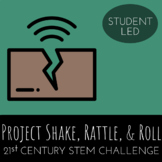 STEM Challenge - Project Shake, Rattle, and Roll - Make a Seismograph