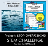STEM Challenge - Project: Stop Overfishing & Save the Blue