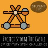 STEM Challenge - Project Storm the Castle - Build a Catapult