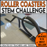 STEM Activity Challenge Roller Coasters!